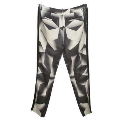 Lala Berlin Pants in Black / White