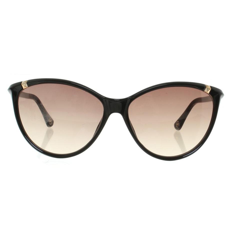 michael kors sonnenbrille in dunkelbraun second hand michael kors sonnenbrille in dunkelbraun. Black Bedroom Furniture Sets. Home Design Ideas