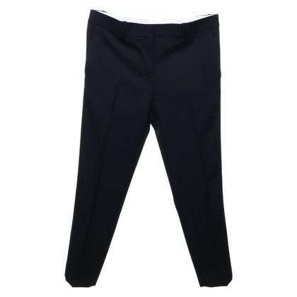 Céline trousers in black