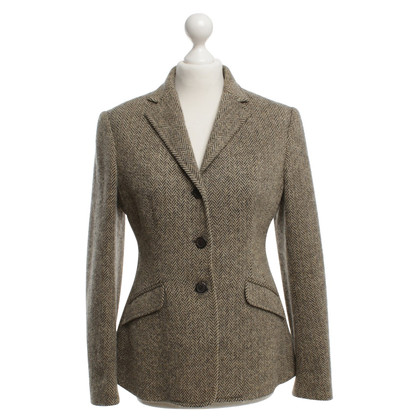 Ralph Lauren Wool blazer with herringbone