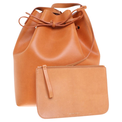 Mansur Gavriel Bag in Orange