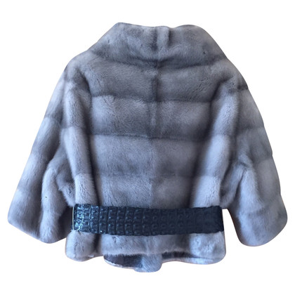 Fendi Jacket made of mink fur