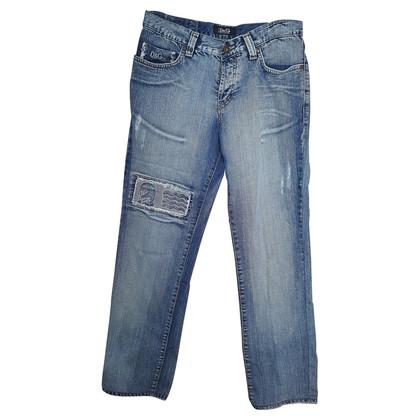 D&G Jeans mit Patches