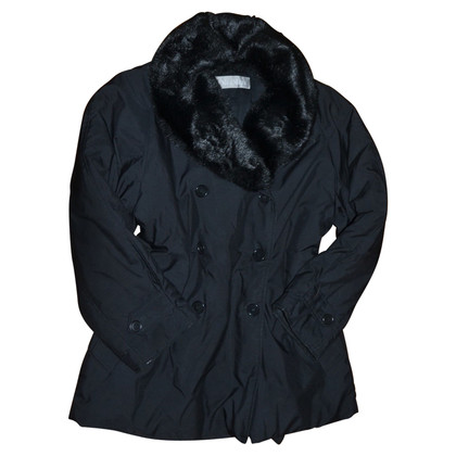 Max Mara With Web-fur trim jacket
