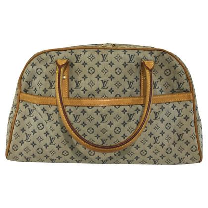 """Louis Vuitton """"Maria Monogram Mini Lin Blue"""""""