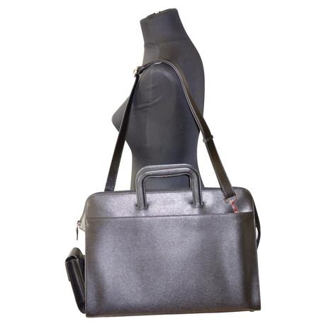 Verkauf Limitierter Auflage Gucci Aktentasche in Schwarz Schwarz Aus Deutschland Niedrig Versandkosten UEkhVUAU0