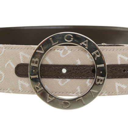 Bulgari Belt in beige