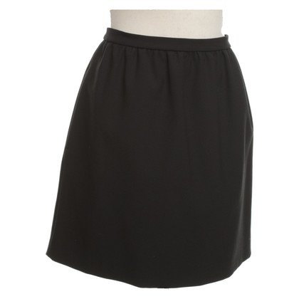 Red Valentino skirt in black