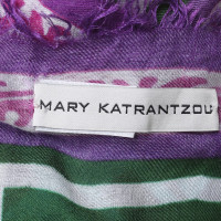 Mary Katrantzou Doek met Frans decor