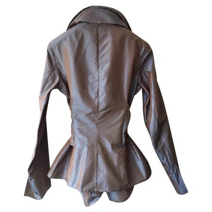 Etro Wrap-round jacket silk