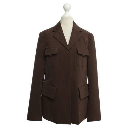 Prada Blazer in Brown