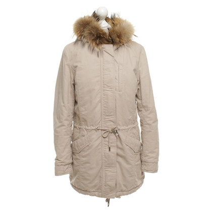 IQ Berlin Parka in Beige