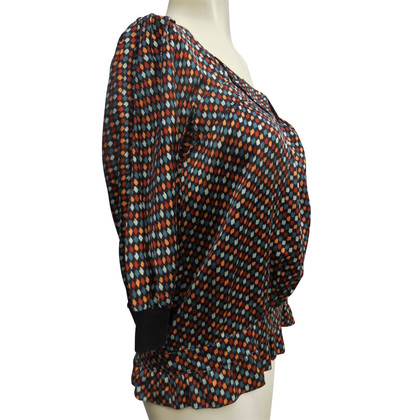 See by Chloé silk blouse