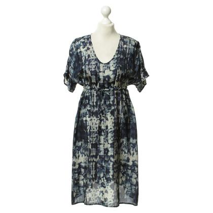 DKNY Pattern print dress