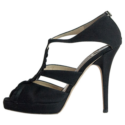 Jimmy Choo Satin sandal
