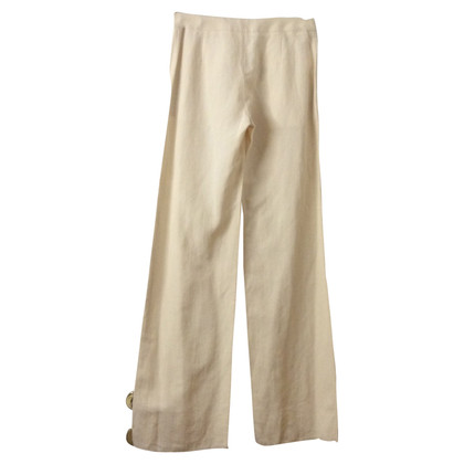 Max Mara trousers made of linen / silk