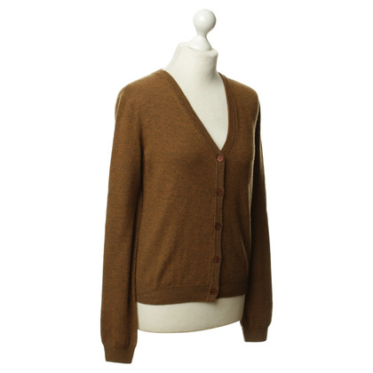Jil Sander Cardigan in Brown