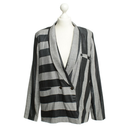 Stine Goya Striped Blazer