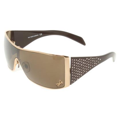 Dolce & Gabbana Monoshade sunglasses