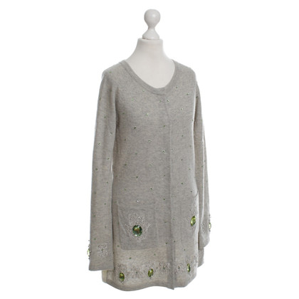 Manoush Cardigan with jewelry stones