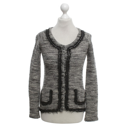 Patrizia Pepe Melange tweed jacket