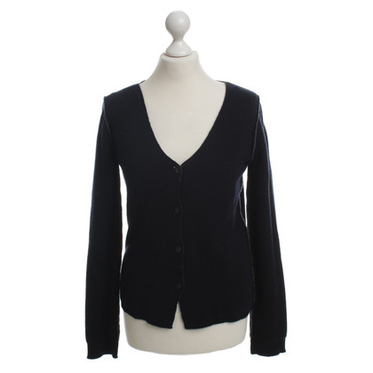 Jil Sander Cashmere jacket in blue