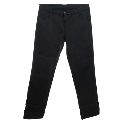 Jil Sander trousers in dark blue