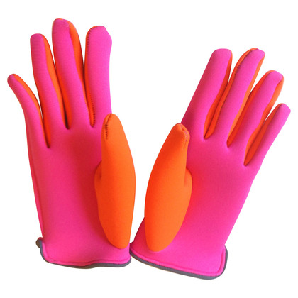 Acne Neoprene gloves