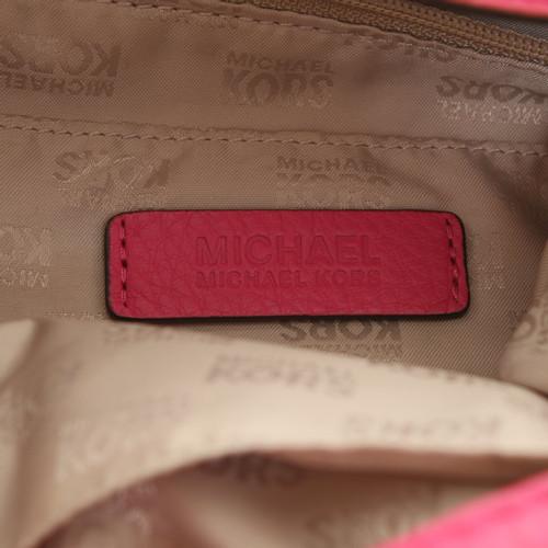 eb851270dc74d Michael Kors Handtasche aus Leder in Rosa   Pink - Second Hand ...