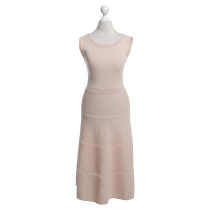 Sandro Nude colored dress