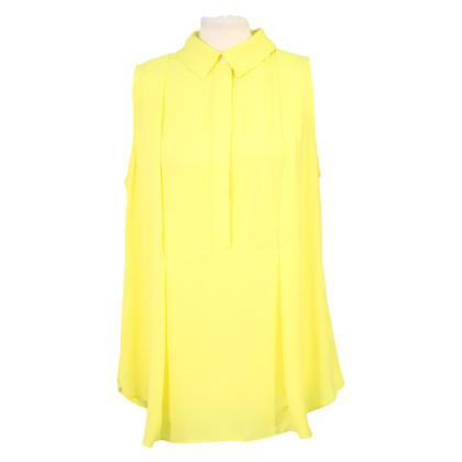 Karen Millen Blouse in yellow