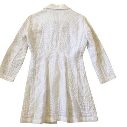 Ermanno Scervino white coat