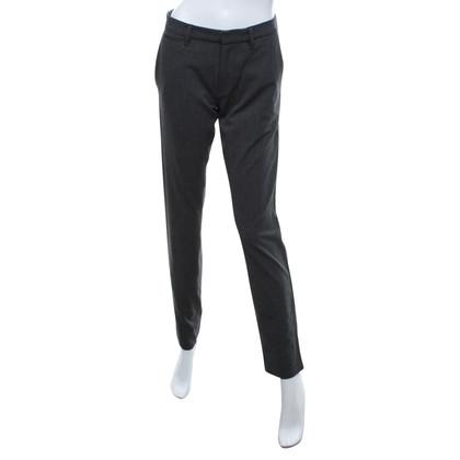 Hugo Boss Slim Fit Hose in Grau