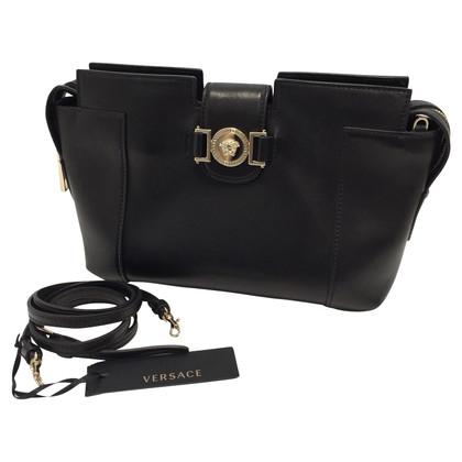 Versace borsa nera