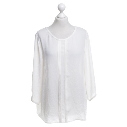 Marc Cain Blusa in crema bianca