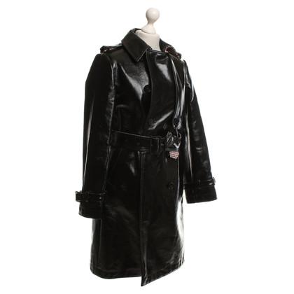 Stella McCartney Trench coat in black