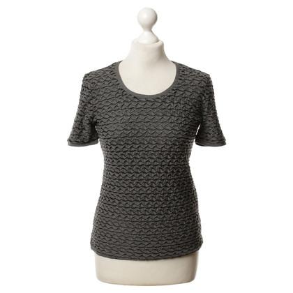 Armani Collezioni T-shirt grigio