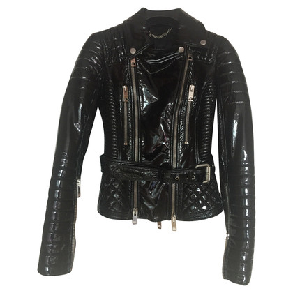 Burberry Prorsum Patent leather jacket
