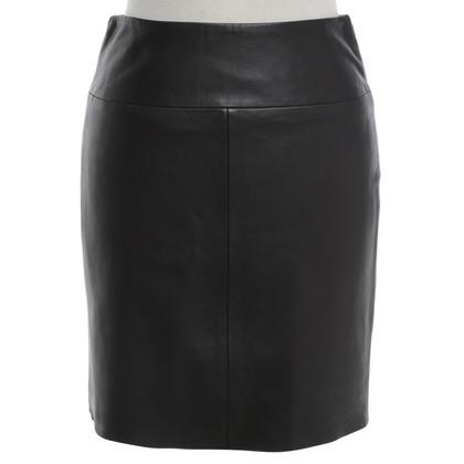 Hugo Boss Korte rok in zwart