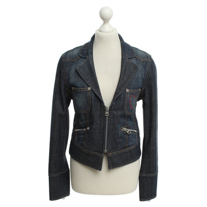 Escada Jeans jacket in blue