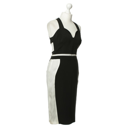 Antonio Berardi Summer dress in black and white