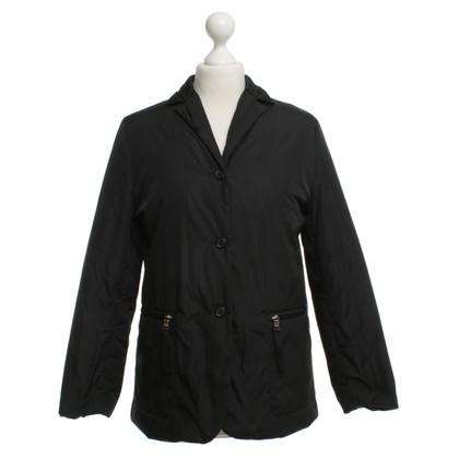 Prada Licht jasje in zwart