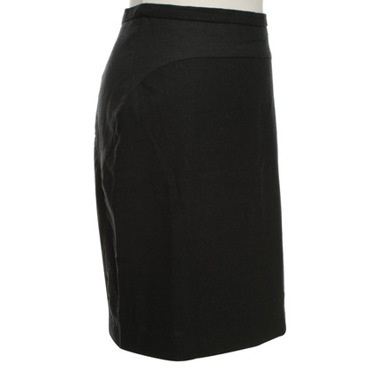 Max Mara skirt in anthracite