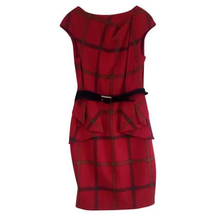 Karen Millen Checkered dress