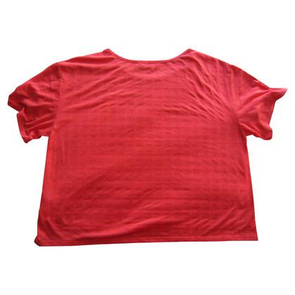 Karl Lagerfeld T-shirt con stampa logo
