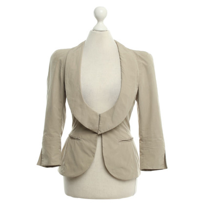 Wunderkind Blazer in Beige