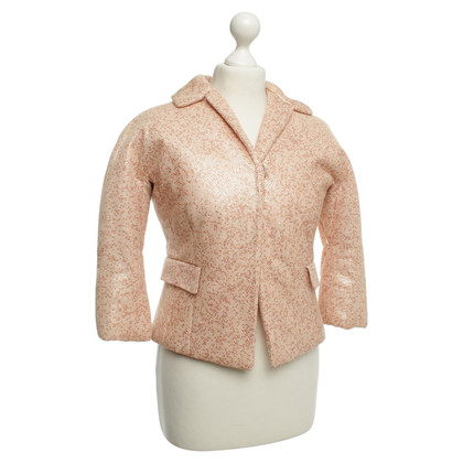 Wunderkind Padded Sequin Blazer