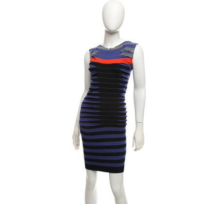 Ted Baker Dress with stripe pattern