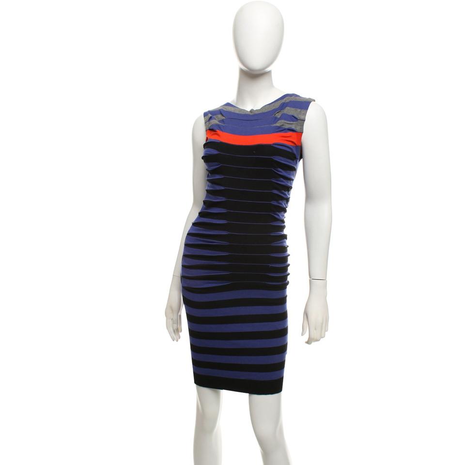Ted Baker Kleid mit Streifenmuster