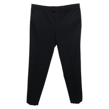 Red Valentino trousers in black